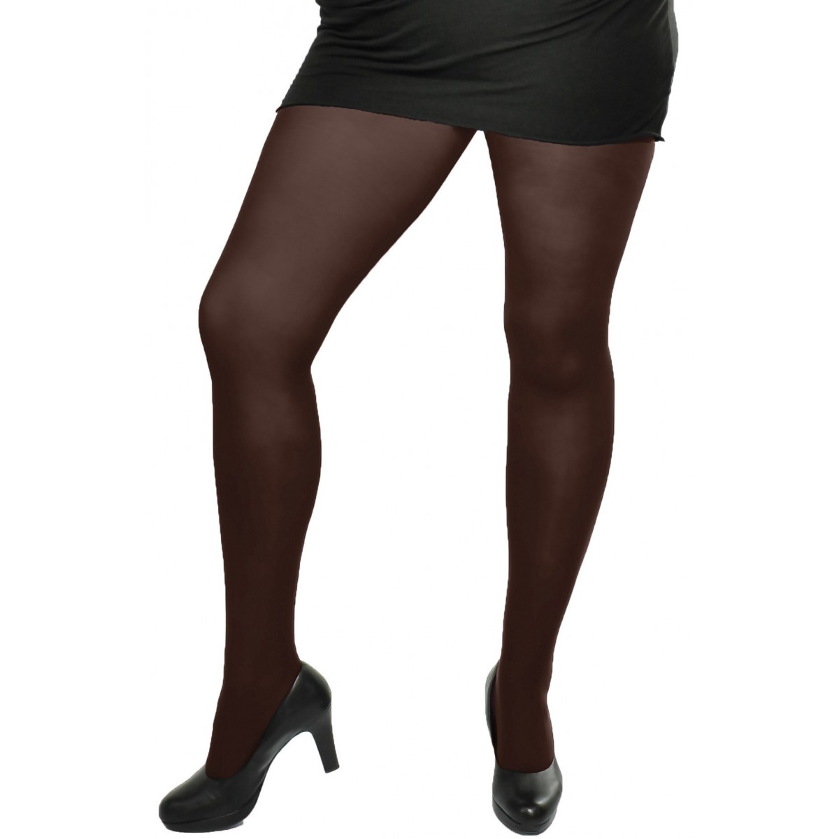 a6068a94f11 PLUS SIZE OPAQUE TIGHTS 60 DEN - 2 PACK - Hosiery - Plus Size ...