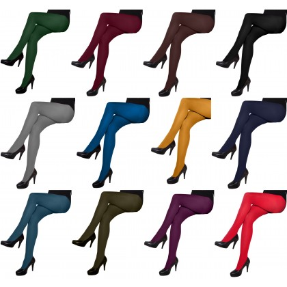 Nataly Tights  Opaque 60 Denier