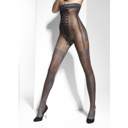 Grazia 20/40 Denier Patterned Tights