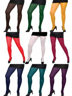 PLUS SIZE Opaque tights 60 den