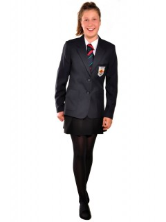 BACK TO SCHOOL GIRLS OPAQUE TIGHTS 1 PACK