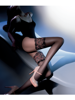 Calze Elite Hold Ups Stockings