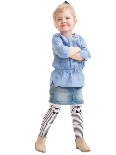 Delicate Tights Cat for Girls 40 Denier