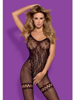 F 213 Black Bodystocking