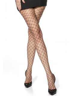 Fishnet Black Tights Large Scale