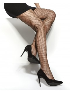 Fishnet Black Tights Small Scale