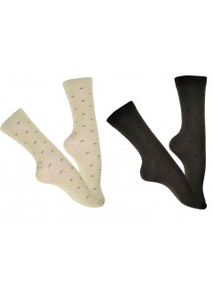 Men rich cotton luxury mid calf everyday socks 2 Packs