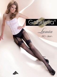 Lumia Black Tights