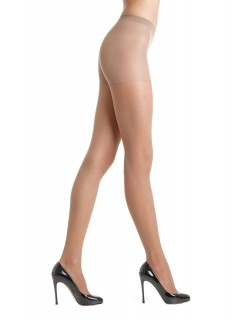 CLASSIC LYCRA SHEER TIGHTS 20 DEN BY AURELLIE - NUDE