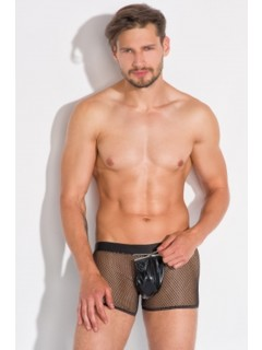 MC/9008 Black Boxers Men