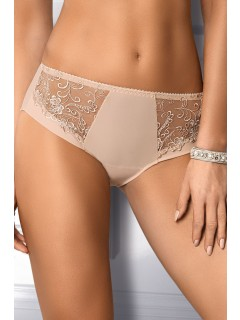 NICOLE BEIGE HIGH BRIEFS WIESMANN