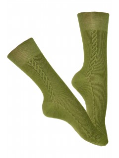 Men rich cotton luxury mid calf everyday socks