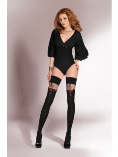 Rosa Hold Ups Stockings